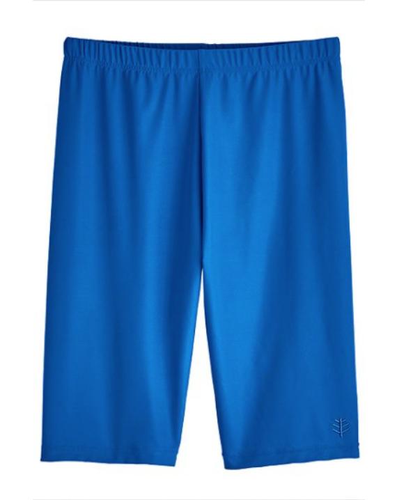 Kid's Swim Shorts Blue Marlin